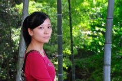 κορίτσι ήρεμο Στοκ εικόνα με δικαίωμα ελεύθερης χρήσης