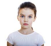 κορίτσι λίγα λυπημένα Στοκ φωτογραφίες με δικαίωμα ελεύθερης χρήσης