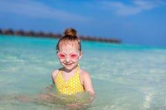 κορίτσι λίγες διακοπές Στοκ φωτογραφία με δικαίωμα ελεύθερης χρήσης