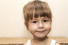 κορίτσι λίγο πορτρέτο όμορ Στοκ Εικόνες