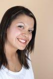 Κορίτσι αμερικανών ιθαγενών Στοκ Εικόνες