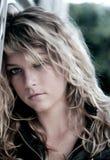 κορίτσι αρκετά εφηβικό Στοκ εικόνες με δικαίωμα ελεύθερης χρήσης