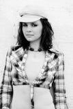 κορίτσι αστικό Στοκ εικόνα με δικαίωμα ελεύθερης χρήσης