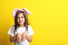 κορίτσι αυτιών λίγο κουνέ στοκ φωτογραφία με δικαίωμα ελεύθερης χρήσης