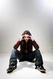 κορίτσι γκέτο στοκ φωτογραφίες με δικαίωμα ελεύθερης χρήσης