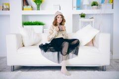 Κορίτσι εφήβων Hipster στοκ φωτογραφίες με δικαίωμα ελεύθερης χρήσης