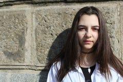 κορίτσι εφηβικό Στοκ Εικόνες