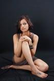 κορίτσι Ζιμπάπουε Στοκ εικόνα με δικαίωμα ελεύθερης χρήσης
