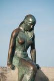 Κορίτσι θάλασσας Mao Στοκ φωτογραφία με δικαίωμα ελεύθερης χρήσης