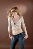 κορίτσι ΙΙ μόδας Στοκ εικόνες με δικαίωμα ελεύθερης χρήσης