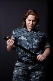 κορίτσι ιματισμού κάλυψη&sig Στοκ εικόνες με δικαίωμα ελεύθερης χρήσης