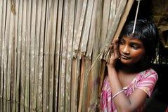 κορίτσι Ινδία εφήβων Στοκ φωτογραφία με δικαίωμα ελεύθερης χρήσης