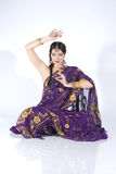 κορίτσι Ινδός Στοκ εικόνα με δικαίωμα ελεύθερης χρήσης