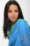 κορίτσι Ινδός Στοκ Εικόνα