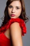 κορίτσι ισπανικό Στοκ εικόνες με δικαίωμα ελεύθερης χρήσης
