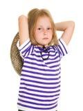 κορίτσι κάουμποϋ Στοκ εικόνες με δικαίωμα ελεύθερης χρήσης