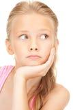 κορίτσι καλό στοκ εικόνα με δικαίωμα ελεύθερης χρήσης
