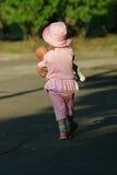 κορίτσι κουκλών Στοκ Εικόνες
