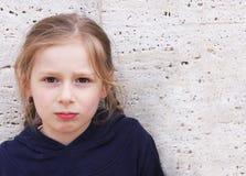 κορίτσι λίγα αρκετά Στοκ Εικόνες