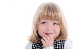κορίτσι λίγα Στοκ φωτογραφίες με δικαίωμα ελεύθερης χρήσης