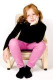 κορίτσι λίγη προσοχή Στοκ φωτογραφία με δικαίωμα ελεύθερης χρήσης