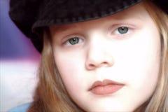 κορίτσι λίγο θέμα s τι Στοκ Εικόνες