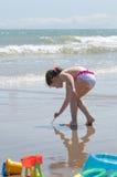 κορίτσι λίγο καλοκαίρι στοκ φωτογραφία με δικαίωμα ελεύθερης χρήσης