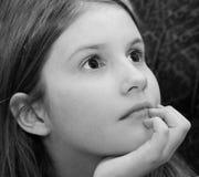 κορίτσι λίγο πορτρέτο Στοκ φωτογραφίες με δικαίωμα ελεύθερης χρήσης
