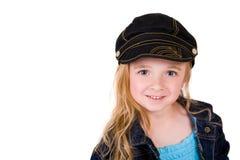 κορίτσι λίγο χαμόγελο στοκ φωτογραφίες