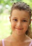 κορίτσι λίγο όμορφο χαμόγ&epsi Στοκ φωτογραφία με δικαίωμα ελεύθερης χρήσης