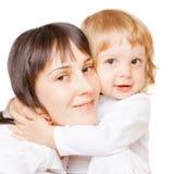 κορίτσι λίγο mom στοκ φωτογραφία με δικαίωμα ελεύθερης χρήσης
