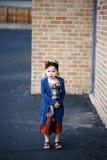 κορίτσι λυπημένο Στοκ Εικόνες