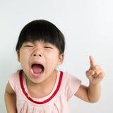 Κορίτσι μικρών παιδιών Στοκ Φωτογραφίες