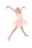 κορίτσι μπαλέτου αέρα λίγ&alp Στοκ φωτογραφία με δικαίωμα ελεύθερης χρήσης