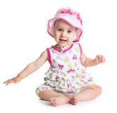 κορίτσι μπουκαλιών μωρών στοκ φωτογραφίες με δικαίωμα ελεύθερης χρήσης