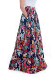 Κορίτσι μόδας που φορά το Βοημίας ιματισμό Κομψό ύφος μόδας Boho Στοκ φωτογραφία με δικαίωμα ελεύθερης χρήσης