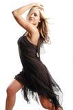 κορίτσι μόδας προκλητικό στοκ φωτογραφίες με δικαίωμα ελεύθερης χρήσης