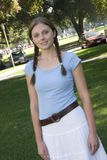 κορίτσι μόδας Στοκ φωτογραφίες με δικαίωμα ελεύθερης χρήσης