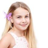 κορίτσι νεράιδων λίγη γλυκιά ιστορία Στοκ Εικόνα