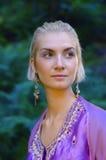 κορίτσι νεραιδών Στοκ εικόνες με δικαίωμα ελεύθερης χρήσης