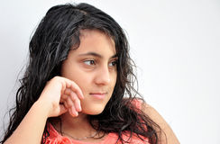 κορίτσι ονείρου αυτή στοκ φωτογραφίες με δικαίωμα ελεύθερης χρήσης