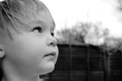 κορίτσι παραμονής Στοκ Φωτογραφίες