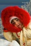 Κορίτσι πορτρέτου Στοκ εικόνες με δικαίωμα ελεύθερης χρήσης