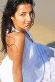 κορίτσι προκλητικό Στοκ φωτογραφία με δικαίωμα ελεύθερης χρήσης