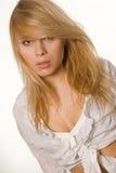 κορίτσι προκλητικό Στοκ εικόνα με δικαίωμα ελεύθερης χρήσης