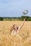 κορίτσι ρωσικά Στοκ φωτογραφίες με δικαίωμα ελεύθερης χρήσης