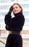 κορίτσι ρωσικά Στοκ Φωτογραφίες