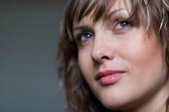κορίτσι σκεπτικό Στοκ εικόνα με δικαίωμα ελεύθερης χρήσης
