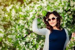Κορίτσι στα γυαλιά ηλίου Στοκ Φωτογραφία