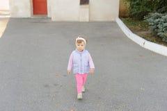 κορίτσι στοχαστικό Στοκ Φωτογραφίες